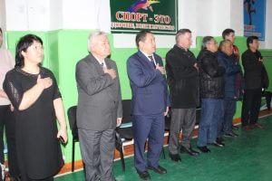 В КГМА проходит турнир по волейболу памяти заслуженного учителя