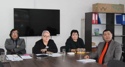 В КГМА им. И.К.Ахунбаева прошла онлайн-встреча со студентами, где обсудили сроки оплаты контракта и начало традиционного обучения