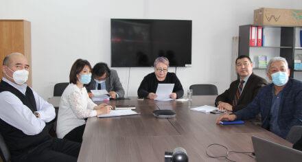 Ректор КГМА обсудила со студентами правила оффлайн обучения
