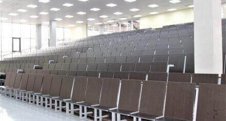 Лекционный зал морфологический корпус после ремонта