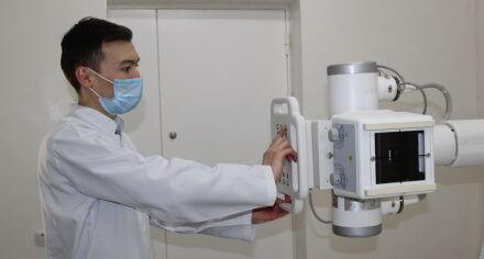в Медицинском центре КГМА открыли рентген кабинет