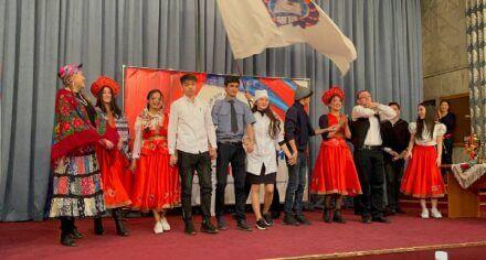 Студенты КГМА заняли первое место на театральном фестивале