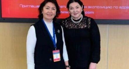 Профессор КГМА  приняла участие в работе  Конгресса педиатров России
