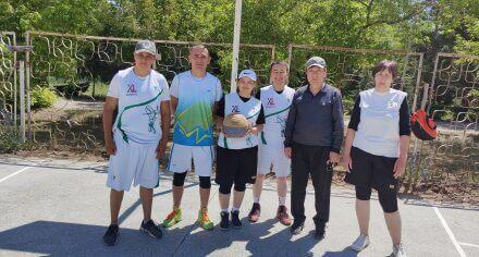 Команда КГМА по стритболу заняла третье место