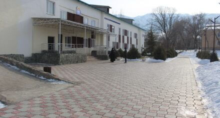 Студенческий кампус КГМА