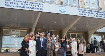 В КГМА состоялась конференция ординаторов семейной медицины.