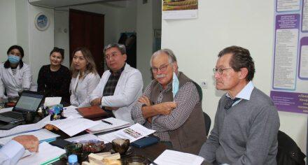 В КГМА профессоры Женевского Университета провели мастер классы