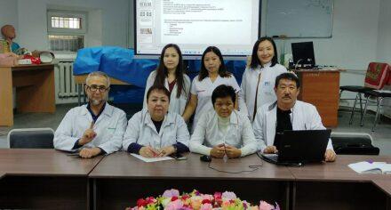 В КГМА прошло мероприятие посвященное ко Всемирному дню анестезиолога