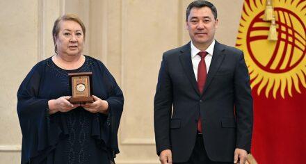 """КГМА удостоена ордена """"ДАНК"""""""