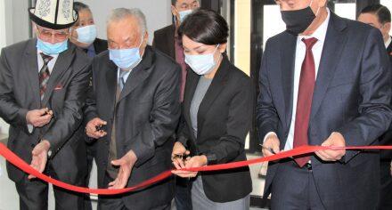 В КГМА состоялось открытие конференц-холла и Музея истории вуза