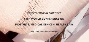 14-я Всемирная конференция по биоэтике, медицинской этике и праву