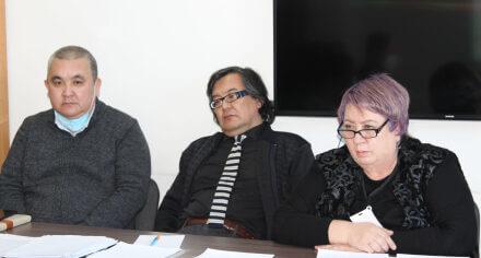 Ректор КГМА ответила на вопросы студентов