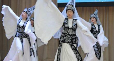 В Медакадемии прошло мероприятие «Манас» -духовное богатство нации»